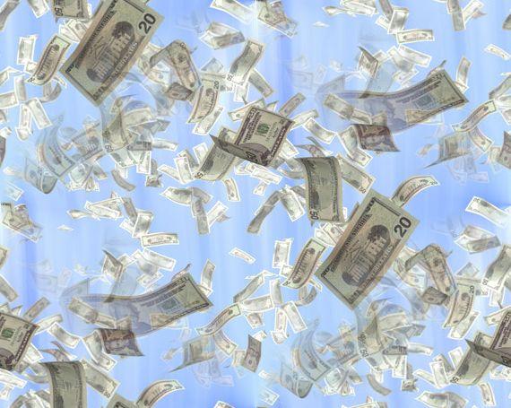 [69+] Cool Money Backgrounds on WallpaperSafari