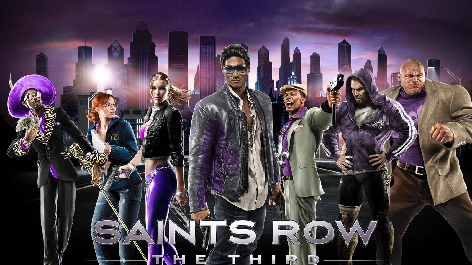 Free Download The Jason Zone Saints Row The Third Allies And
