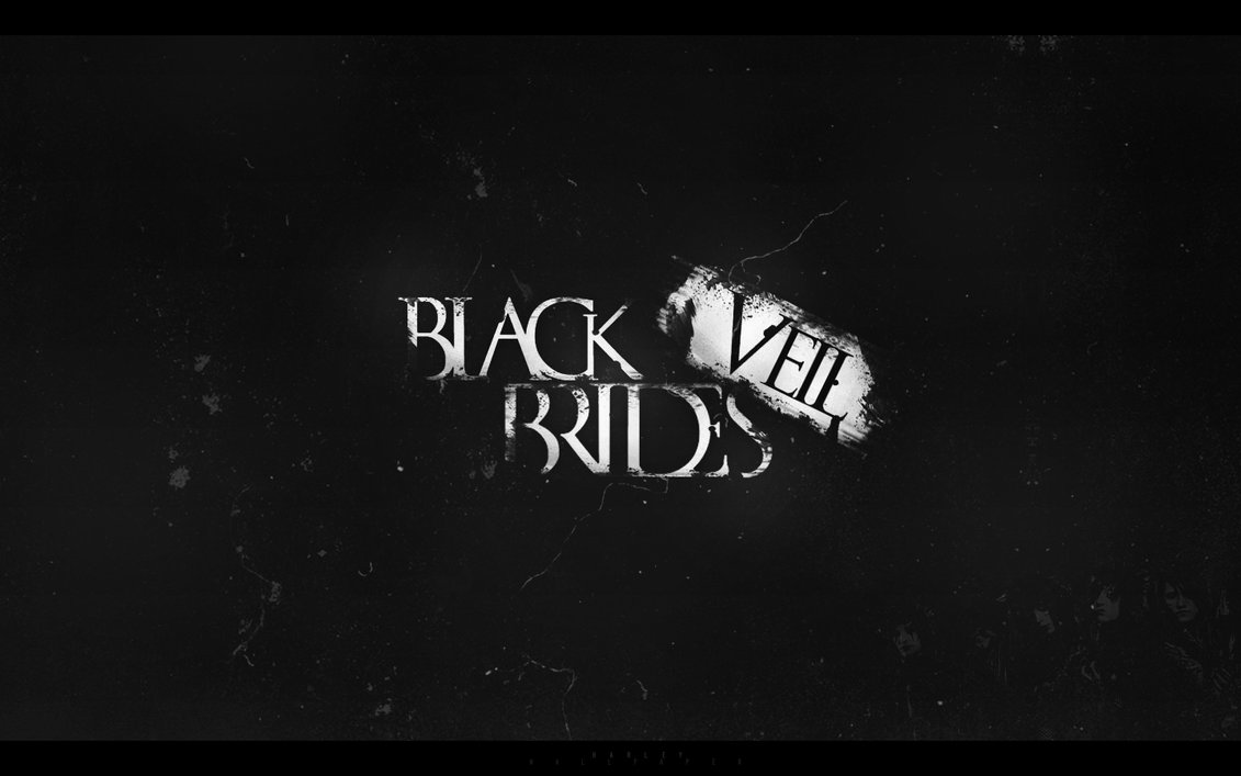 Black Veil Brides logo wallpaper by HQuinnArt 1131x707