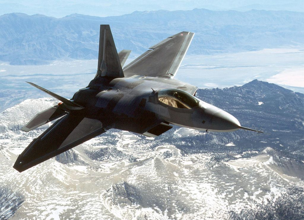 F22 Raptor HD Wallpaper Download HD Wallpapers 1024x740