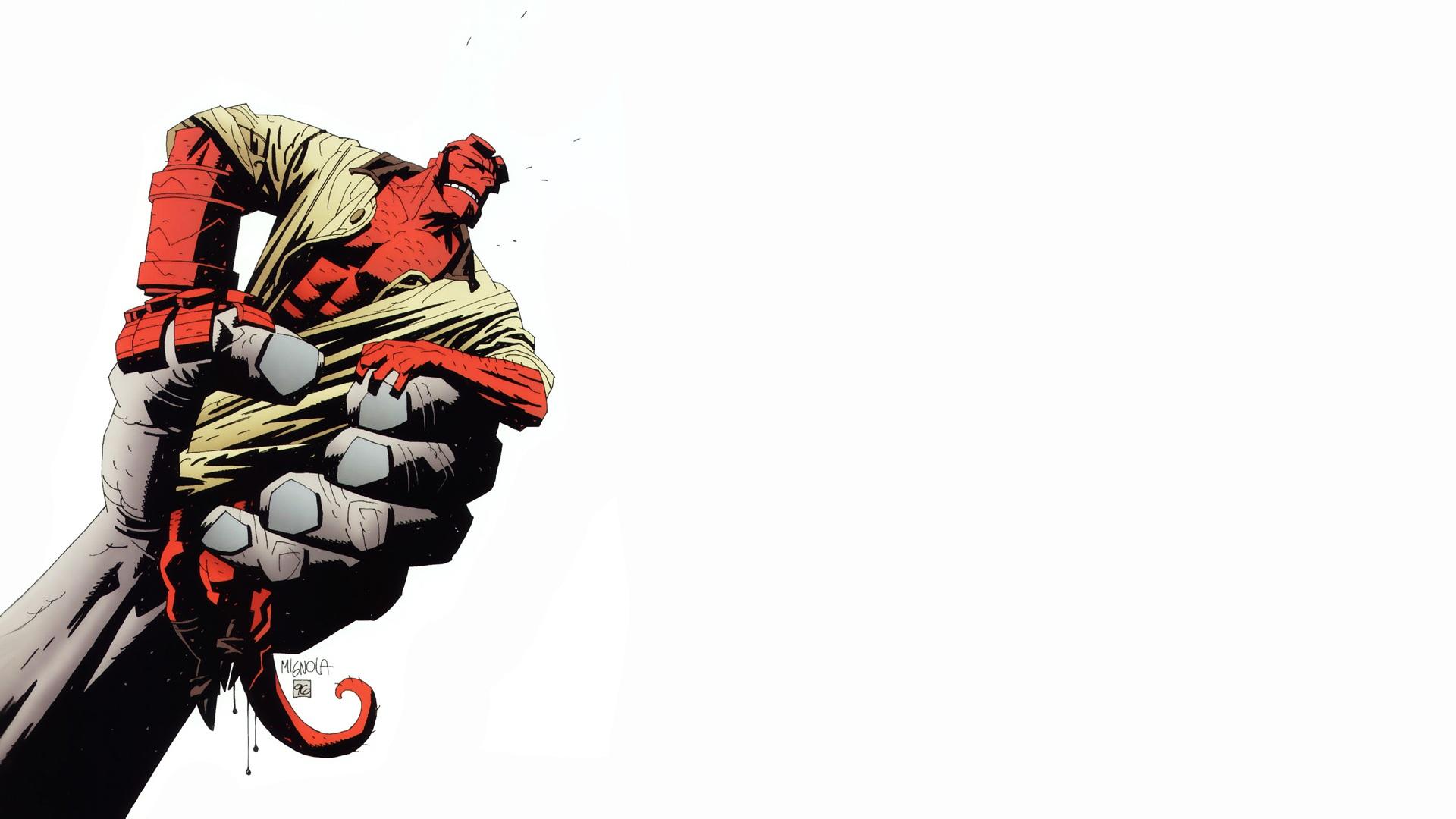 Hellboy Wallpaper 1920x1080 Hellboy 1920x1080