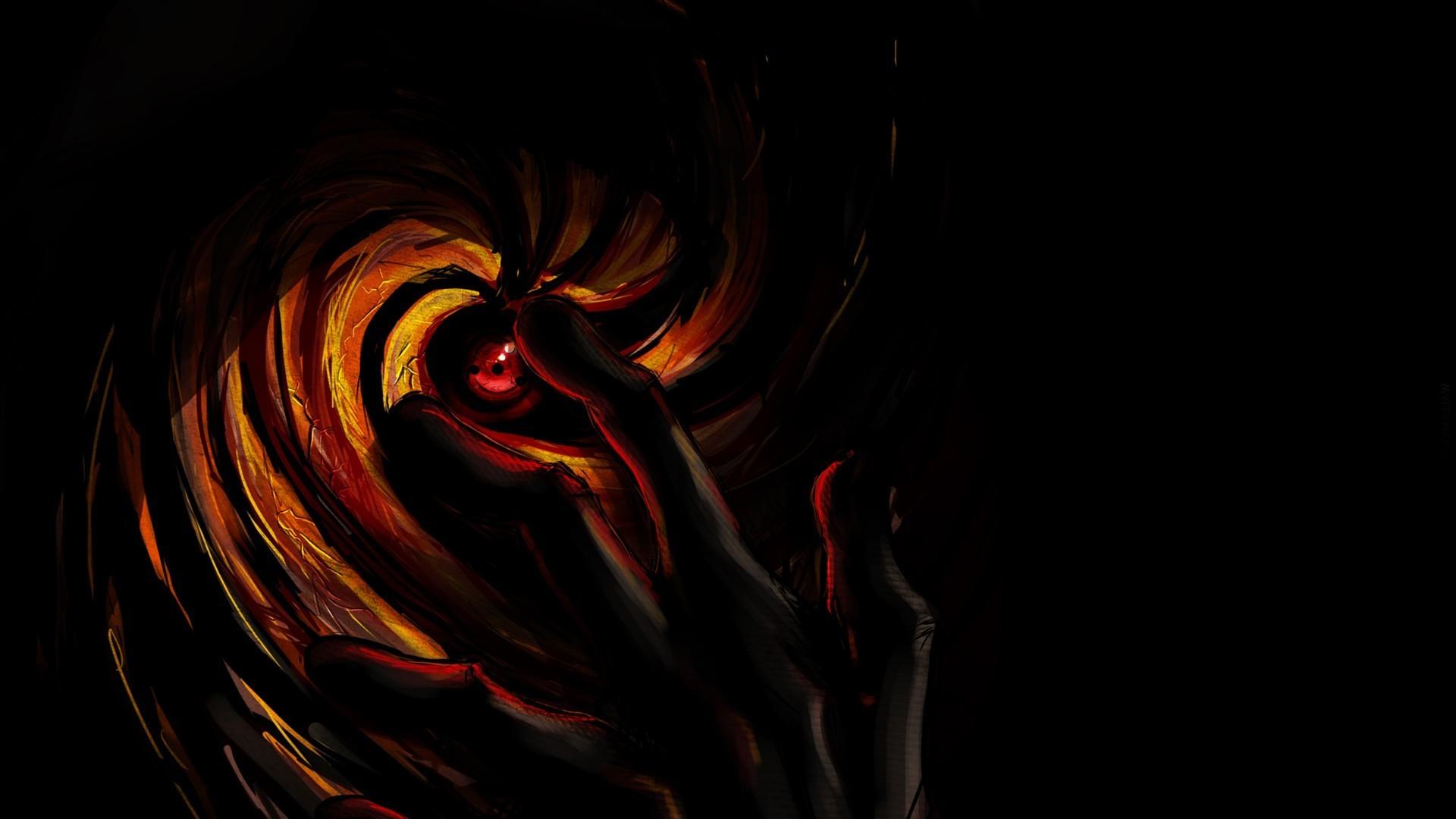 Obito Uchiha   Naruto wallpaper 14512 1920x1080