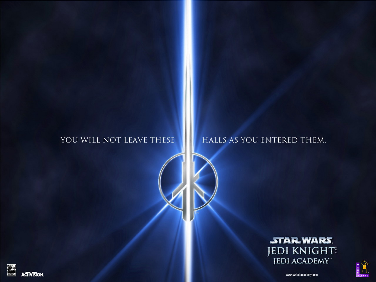 Thread Blue   Jedi Knight Jedi Academy Wallpaper Blue Wallpaper 1280x960
