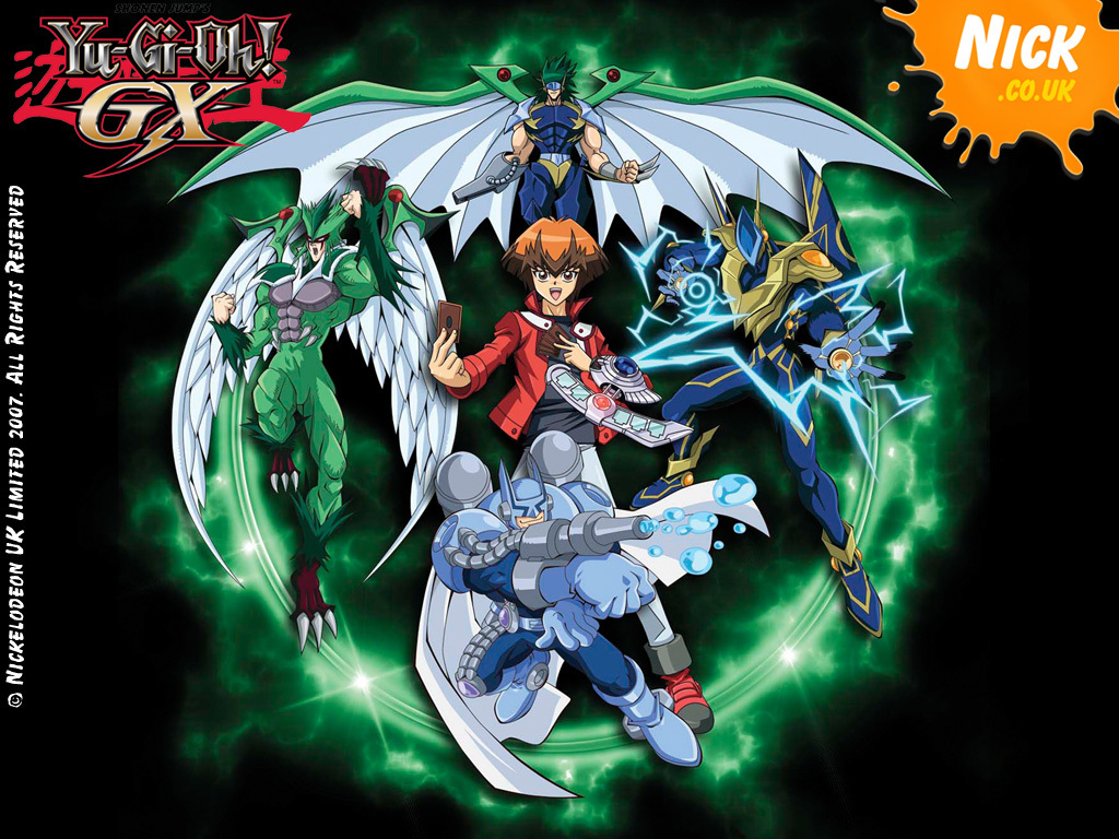 73] Yugioh Gx Wallpaper on WallpaperSafari 1024x768