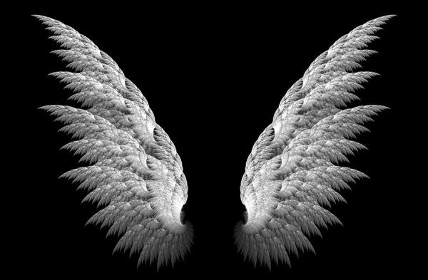 wings3D wings 3d black background 3D Wallpaper Desktop 600x393