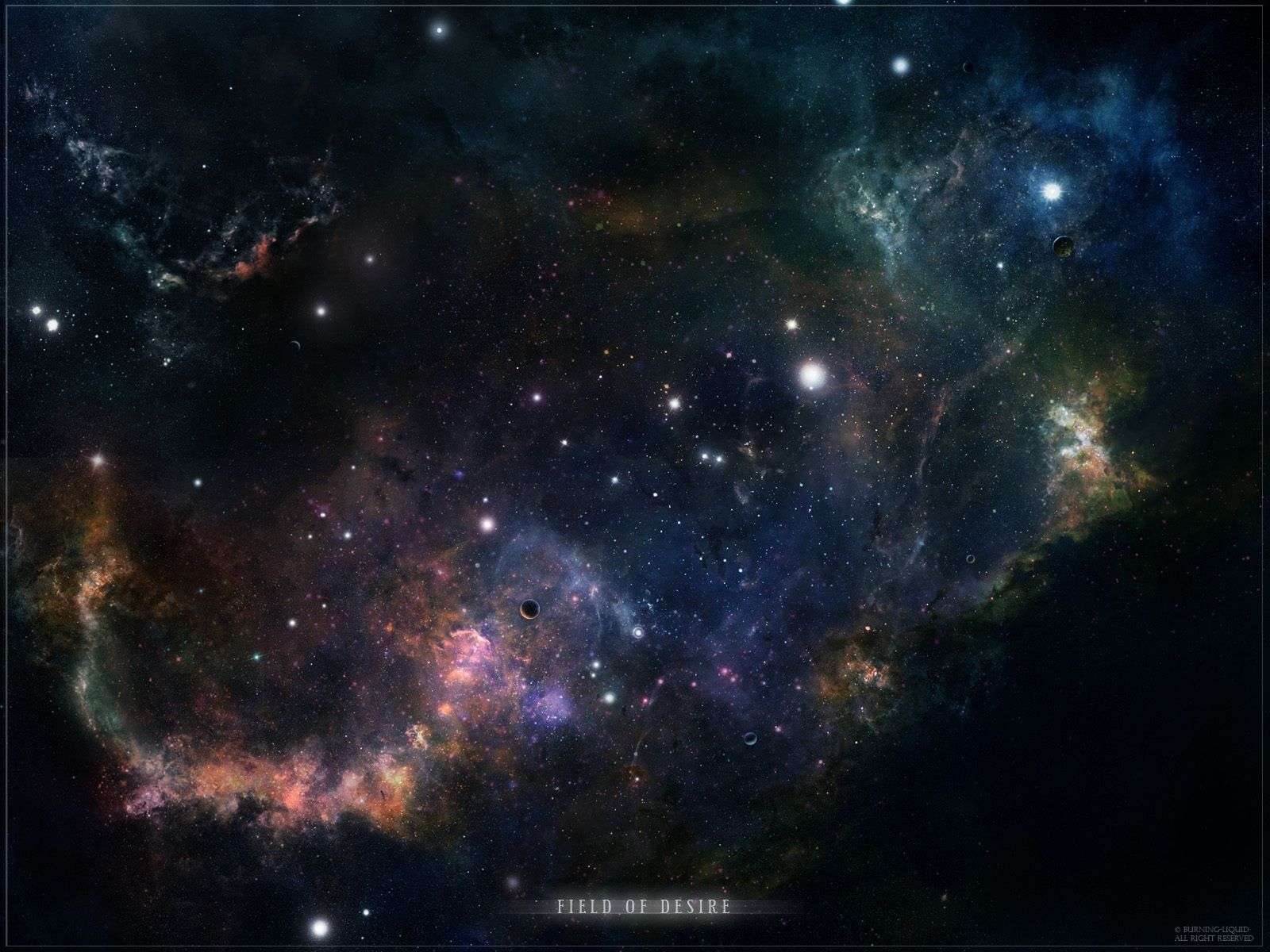 3D Space Wallpapers 3D Wallpapers 1600x1200
