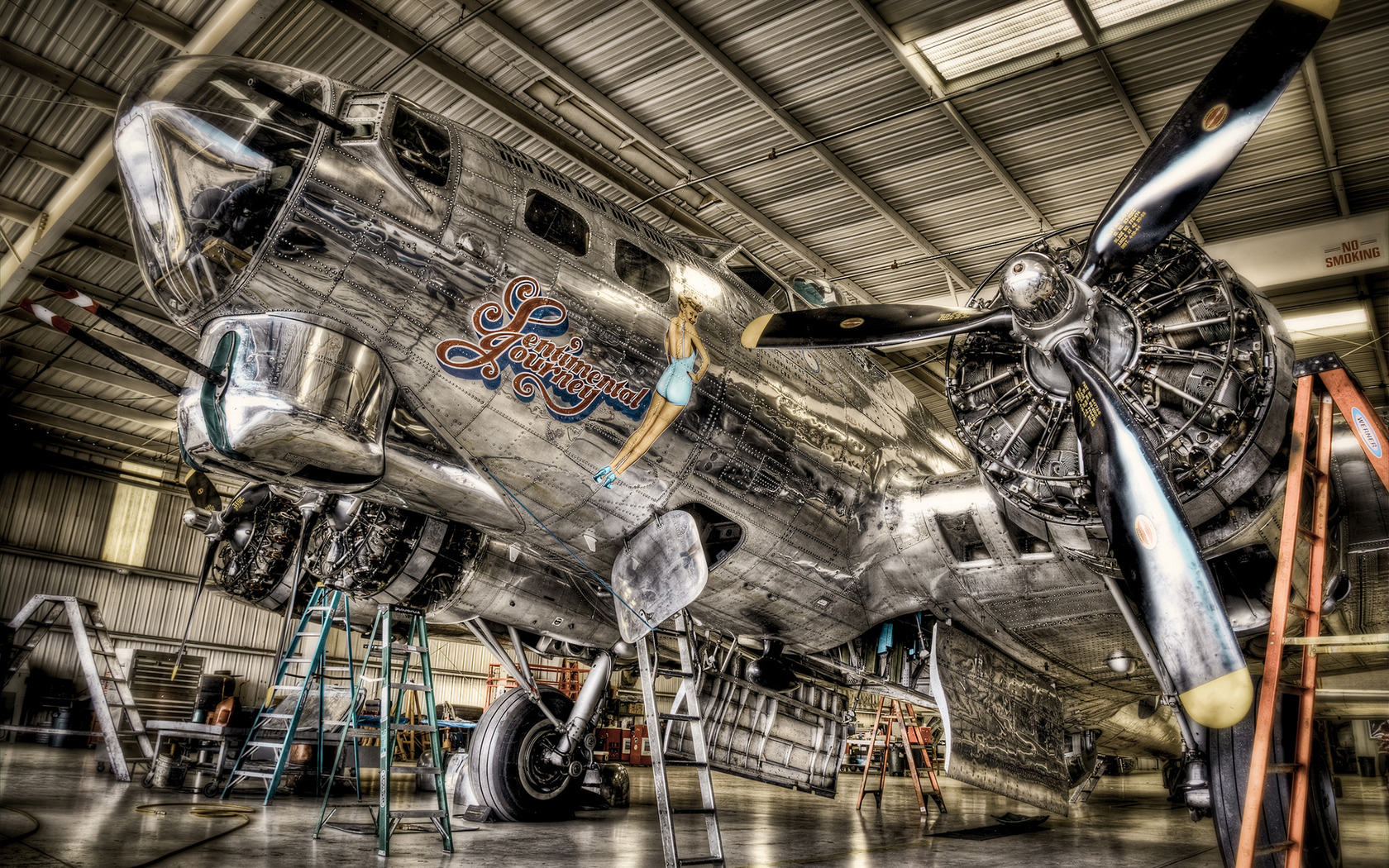 Vintage Airplane wallpaper 18029 1680x1050