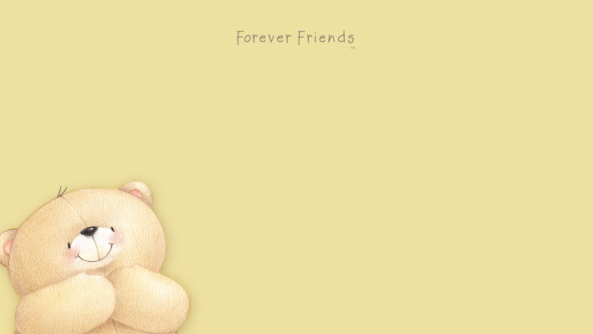 Forever Friends Wallpapers 1920x1080