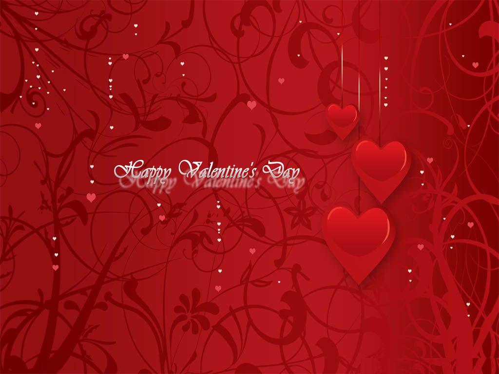 Wallpapers Amazing Wallpapers 3D Wallpaper Happy Valentines 1024x768