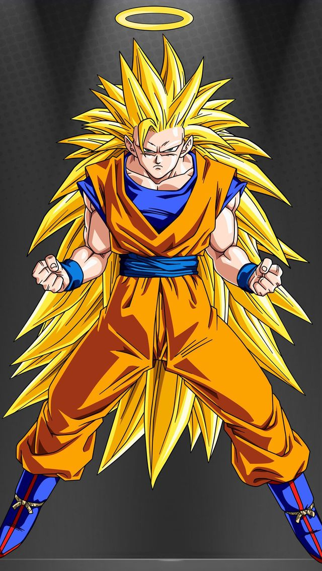 Son Goku   Dragon Ball Z Mobile Wallpaper 5682 640x1136