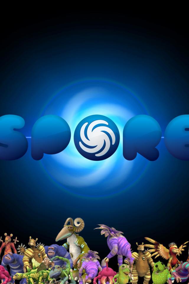 spore games bh 640x960