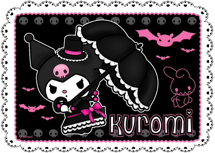 47+] Kuromi Wallpaper on WallpaperSafari