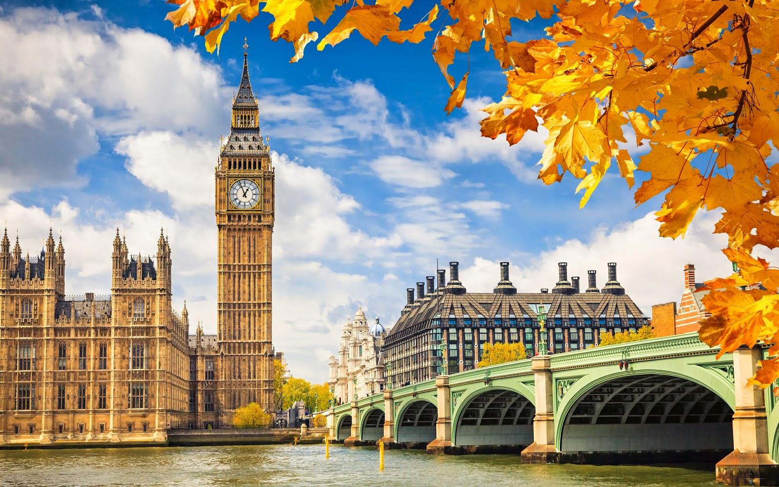 London Wallpaper HD Desktop