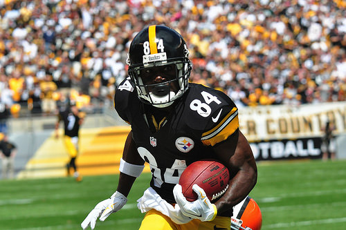 Antonio Brown 500x333