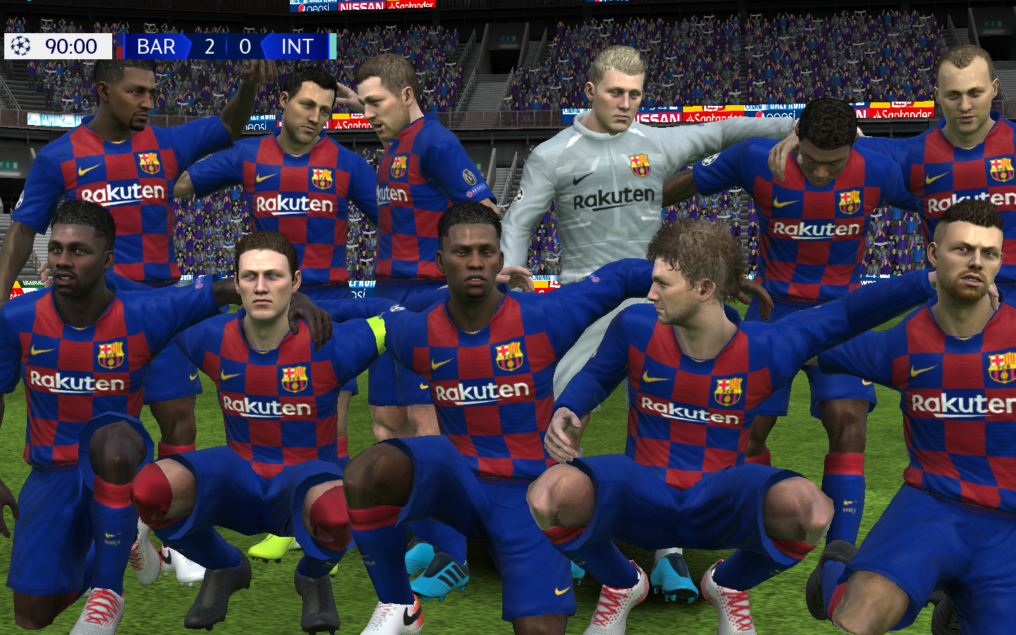 download FC Barcelona image FIFA Manager Season 2020 mod for 1440x900