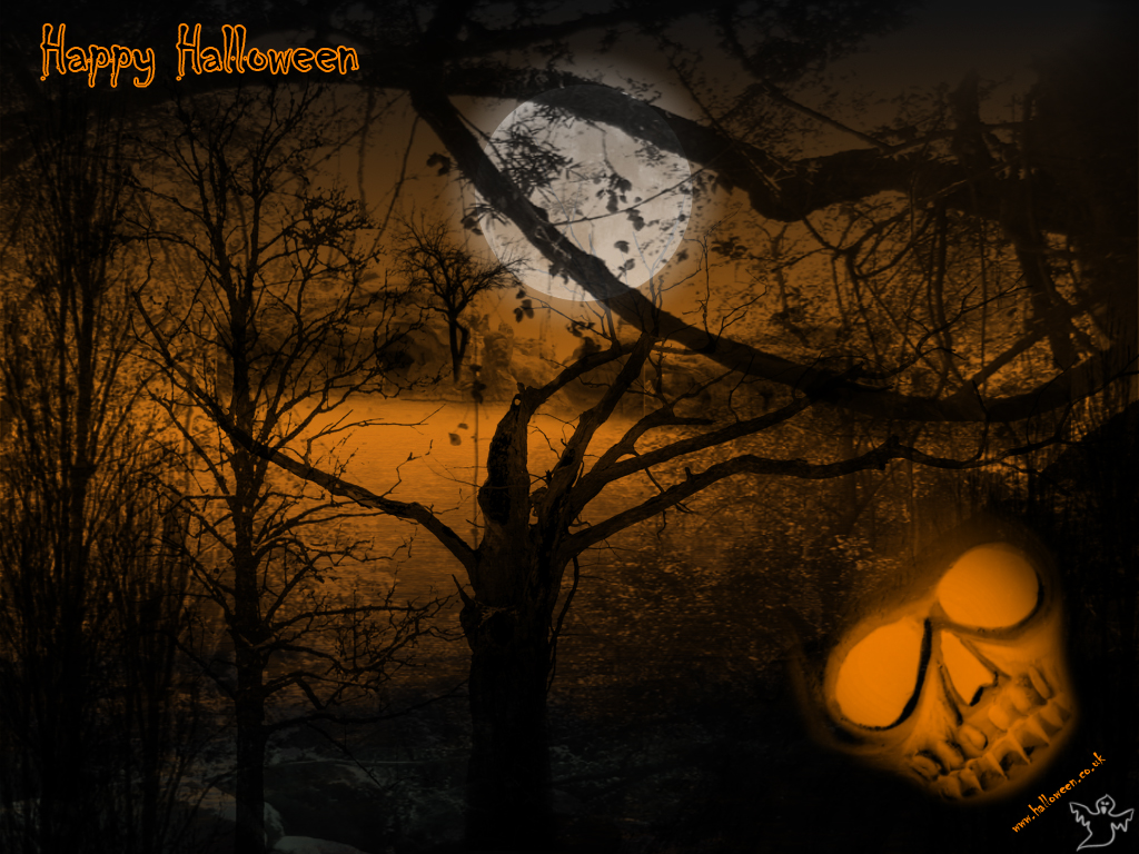 Halloween Wallpapers 1024x768