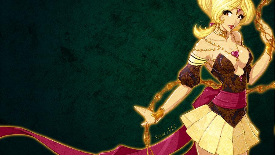 Sailor Aphrodite wallpaper by SoniaMatas 900x508
