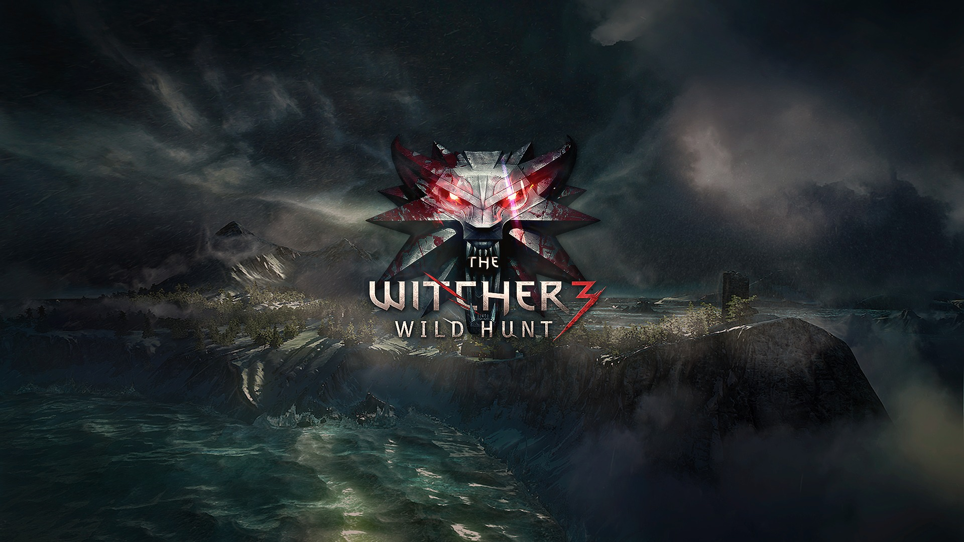 The Witcher 3 Wallpaper 1920x1080: Witcher 3 1080p Wallpaper