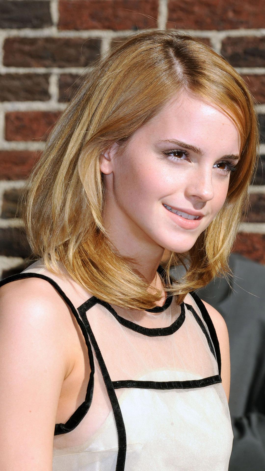 Emma Watson Mobile Wallpaper 11397 1080x1920