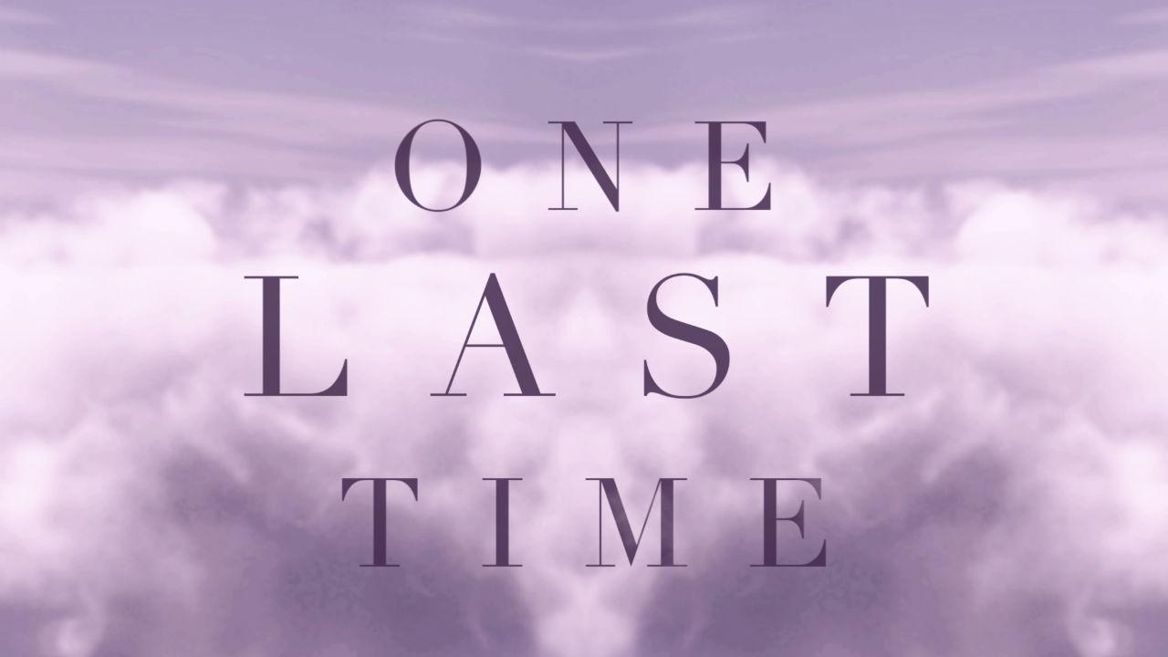 One Last Time [Lyric] Video Video Ariana Grande Contactmusiccom 1280x720