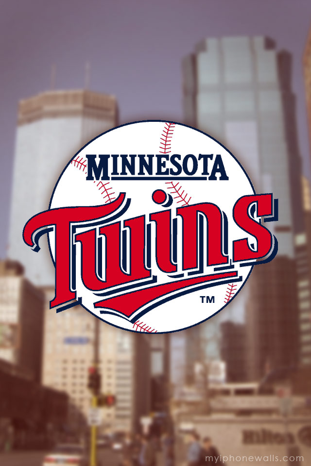 Minnesota Twins iPhone Wallpaper 640x960