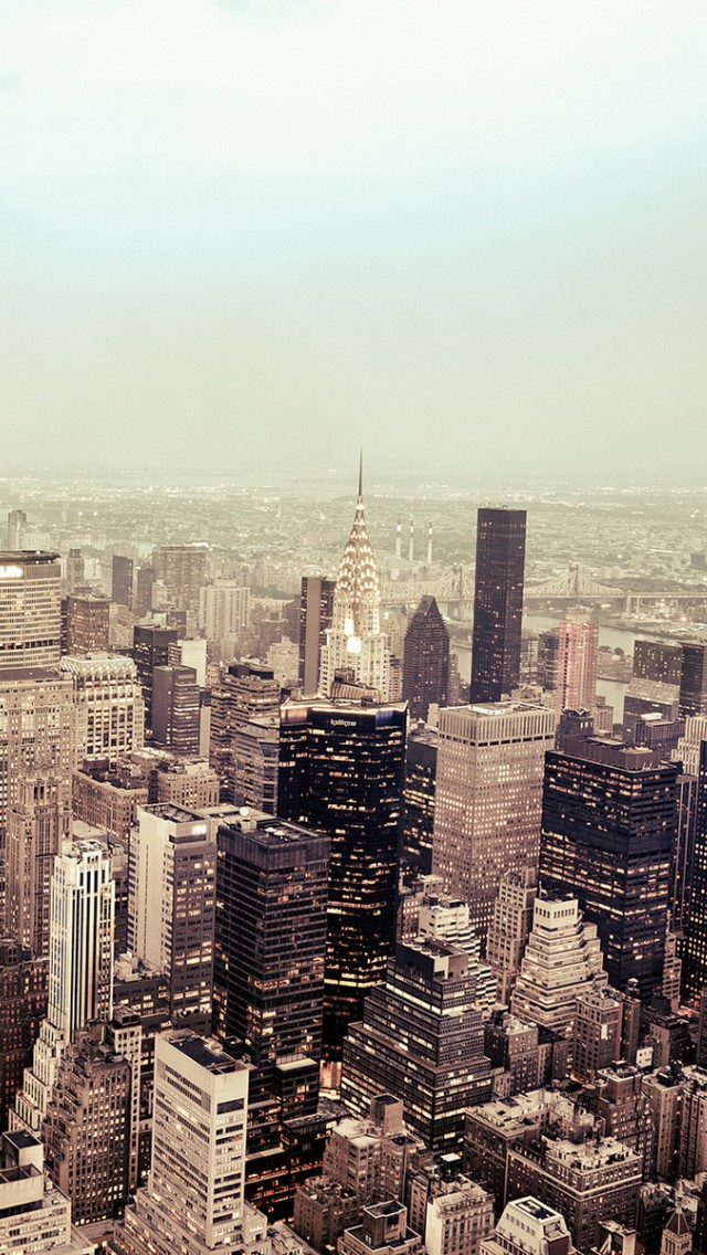 New York Buildings   The iPhone Wallpapers 640x1136