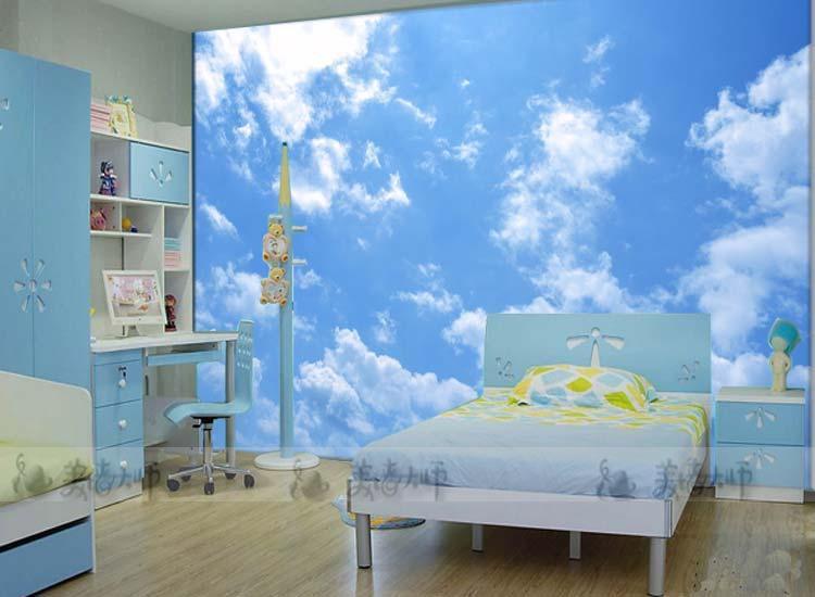 Free Download Sky Ceiling Ceiling Mural Wallpaper Wallpaper
