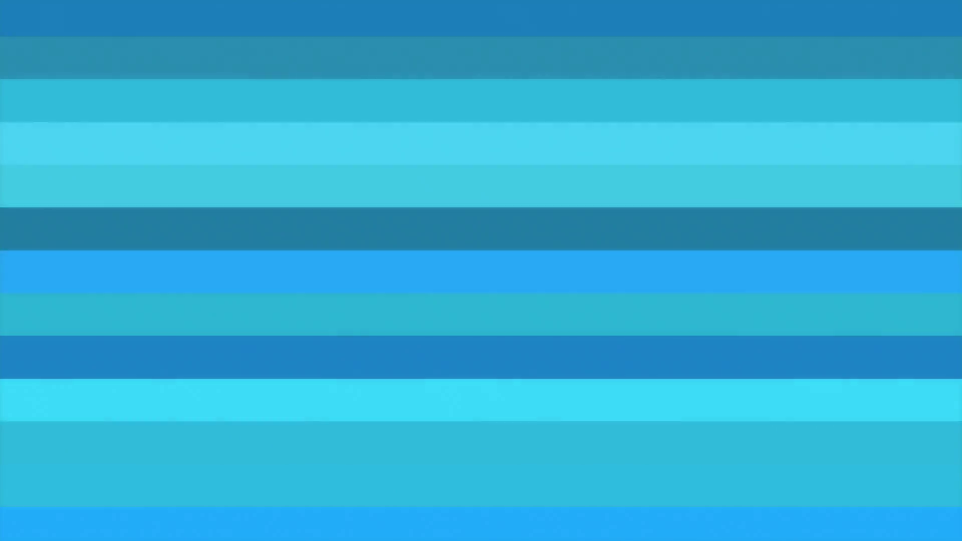 Blue Horizontal Bars Stripes Shifting Cycle Abstract Motion 1920x1080