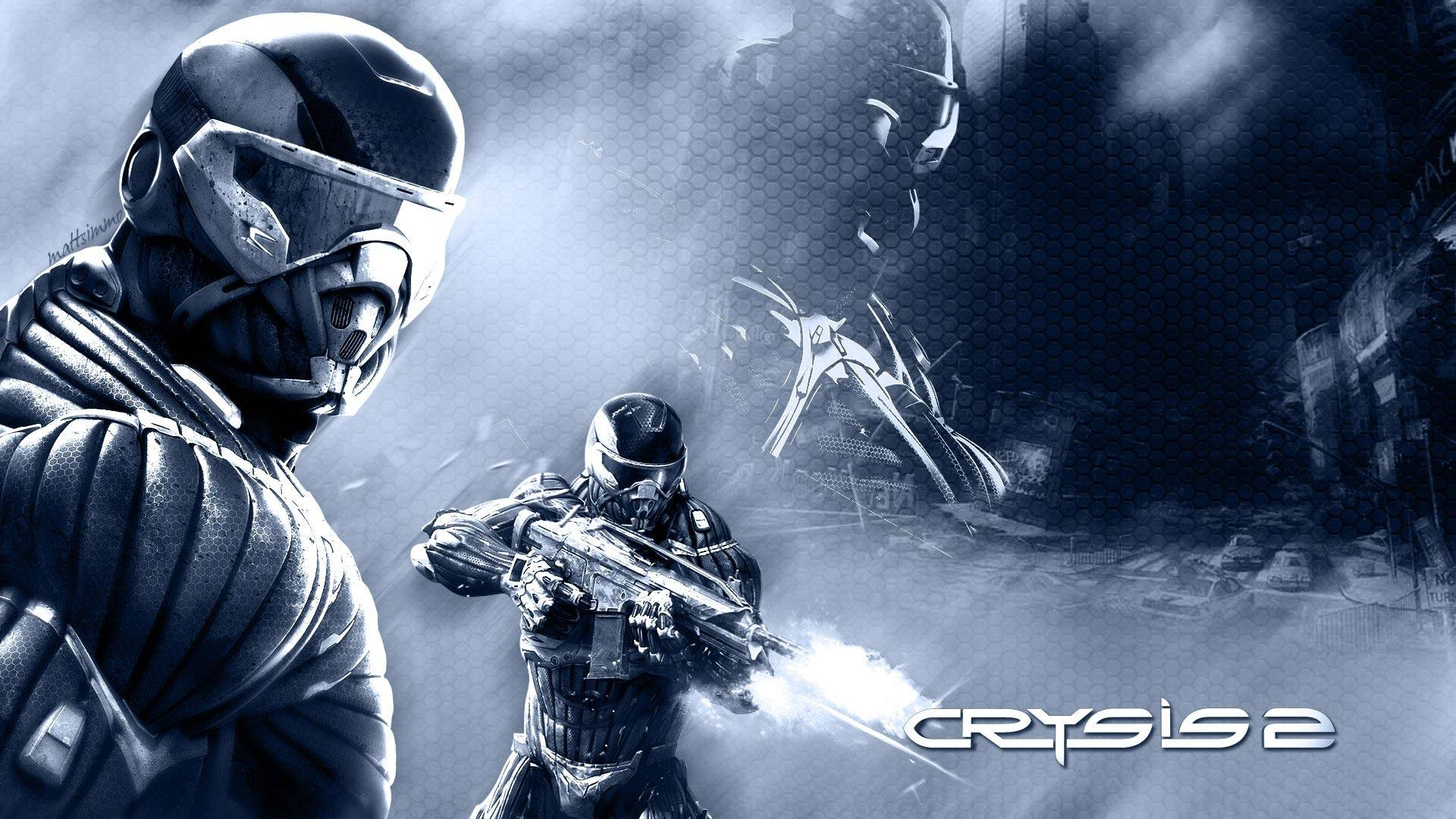 Crysis 2 Wallpapers in full 1080P HD GamingBoltcom Video Game 1920x1080