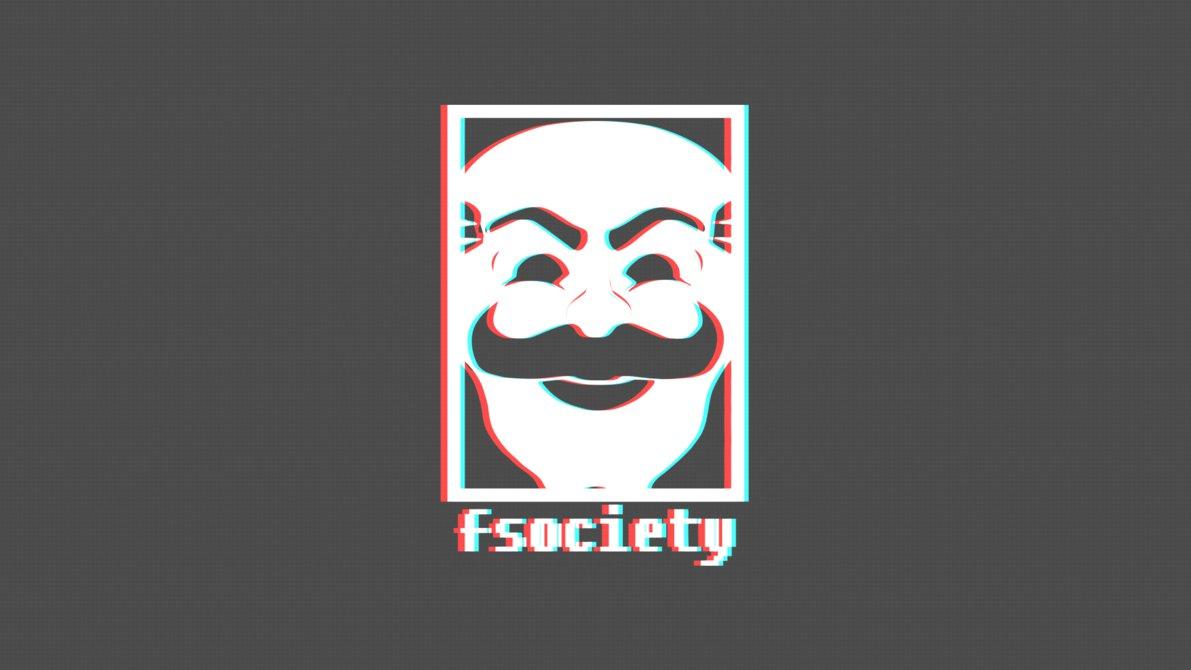 Fsociety Mr. Robot Wallpaper by syntaxicek on DeviantArt