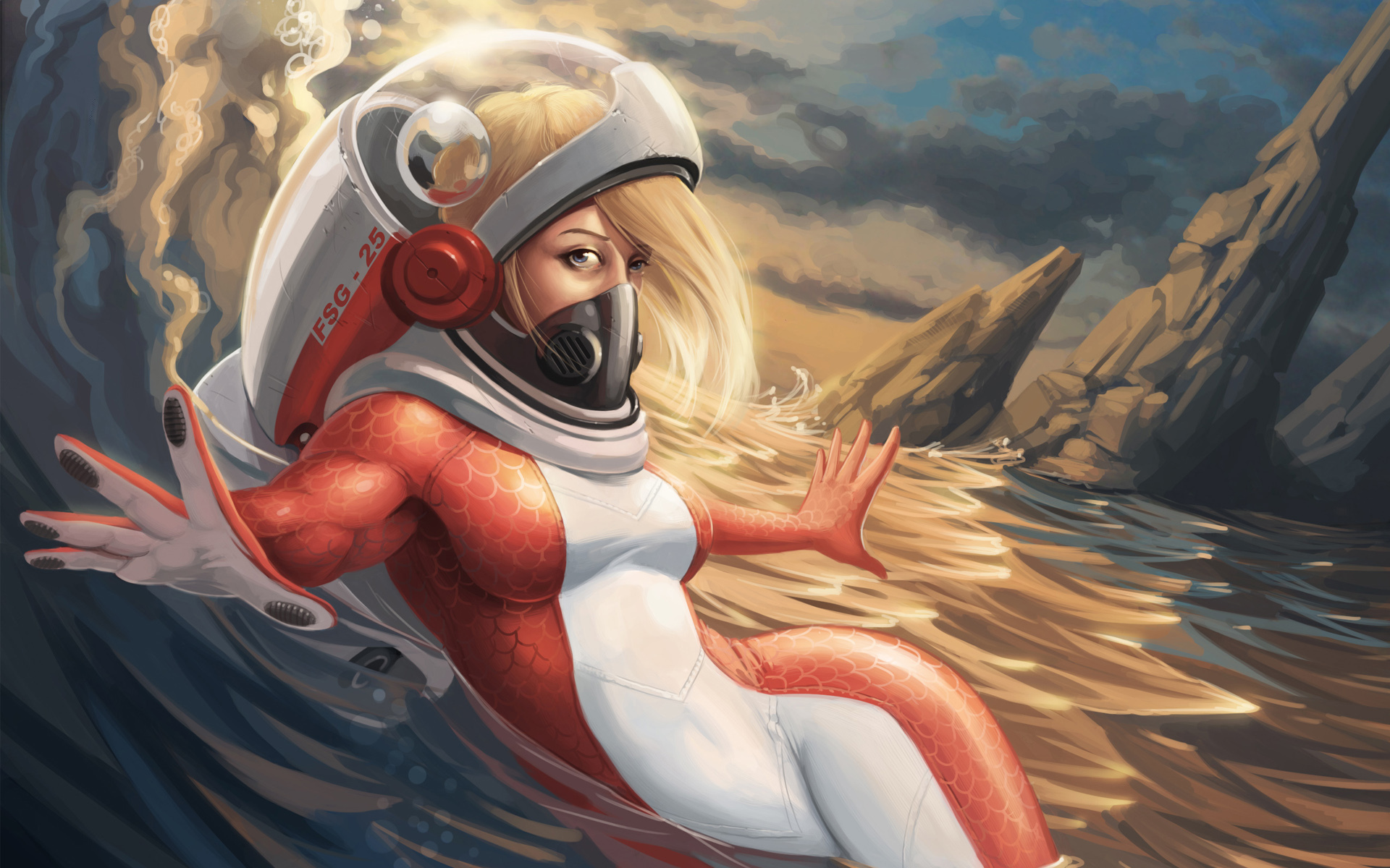 cute science wallpapers girls space - photo #38