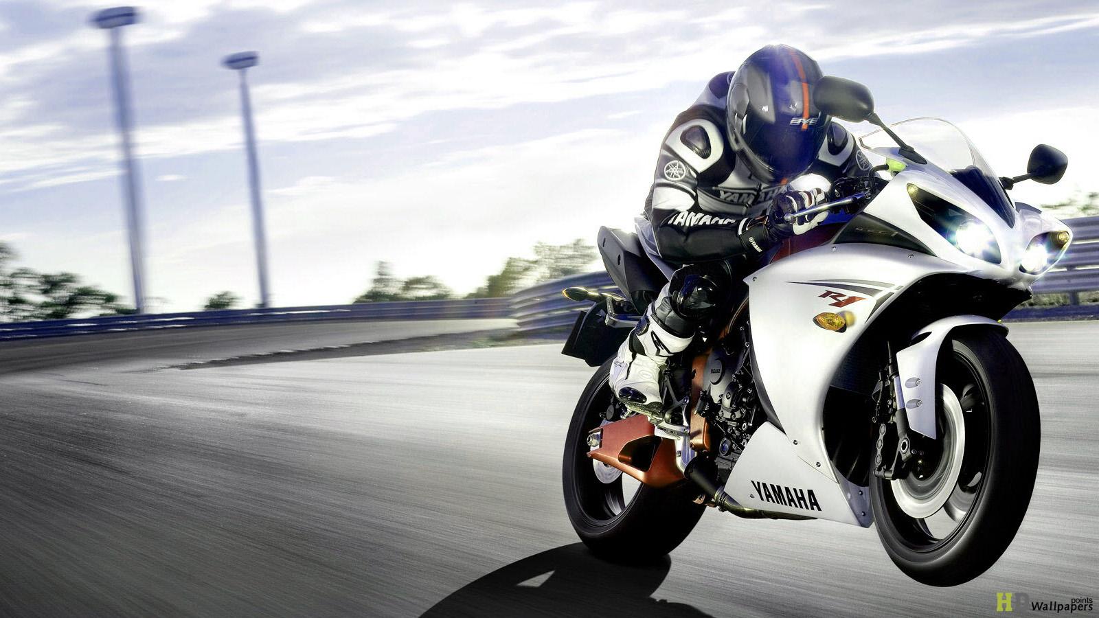 Motorcycle Racing Wallpaper - WallpaperSafari