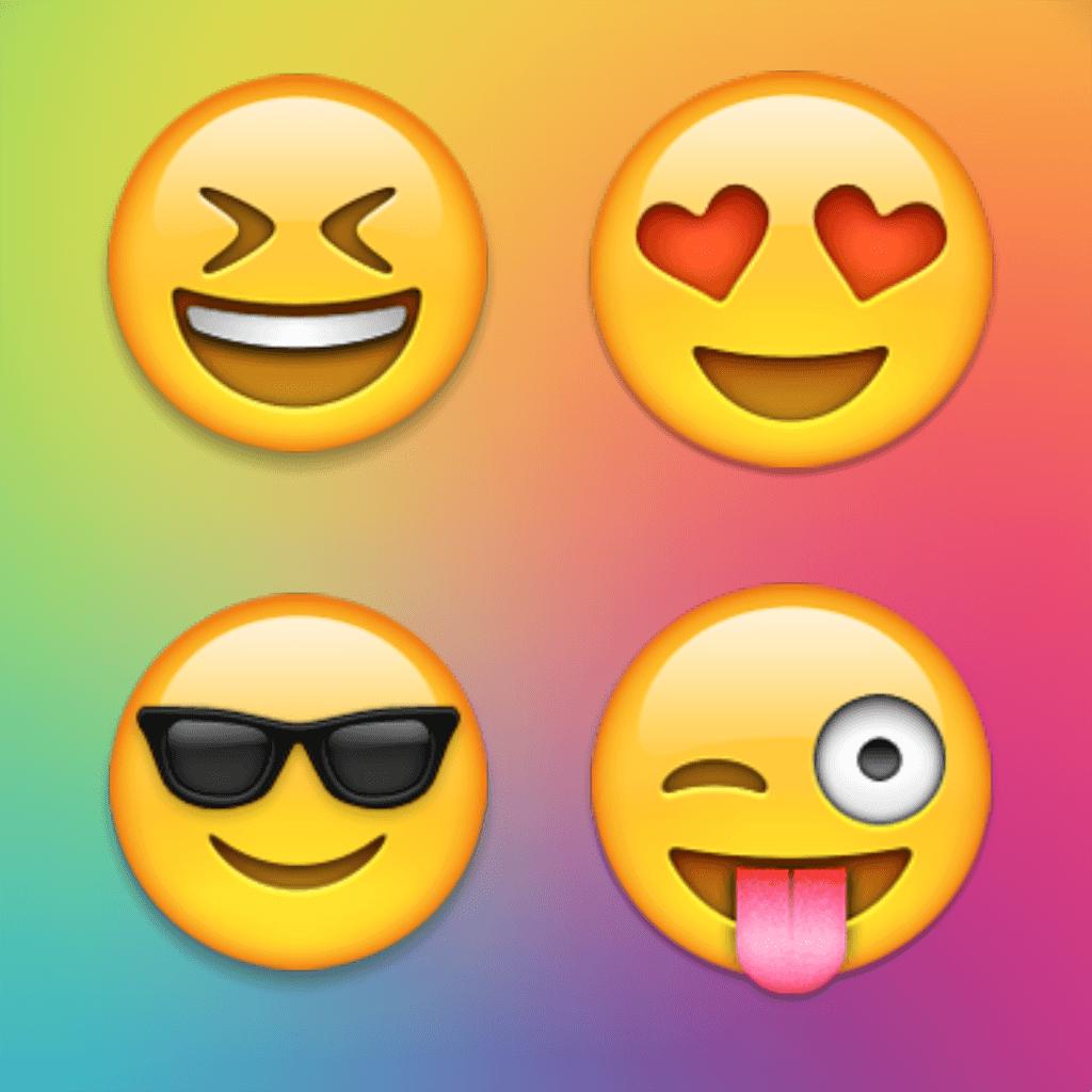 Emojis Wallpapers 1024x1024