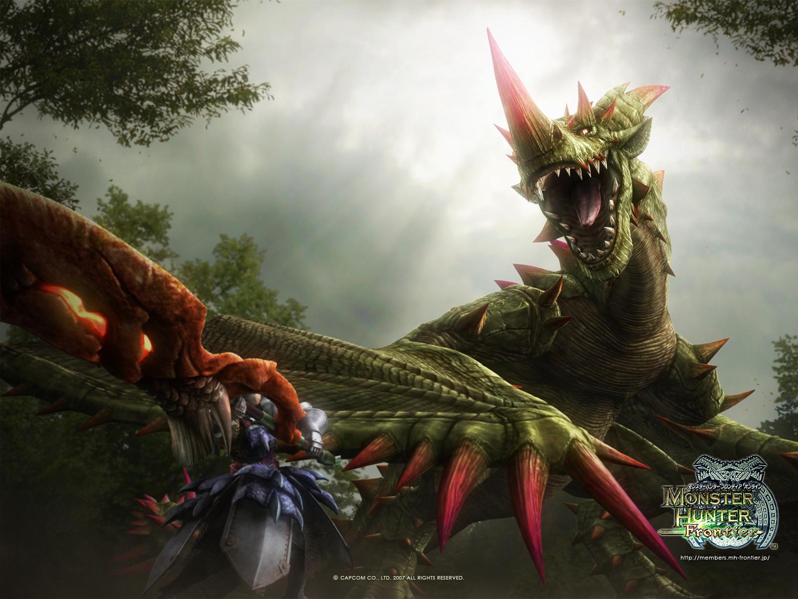 Una pelcula de Monster Hunter podra estar en camino 1600x1200
