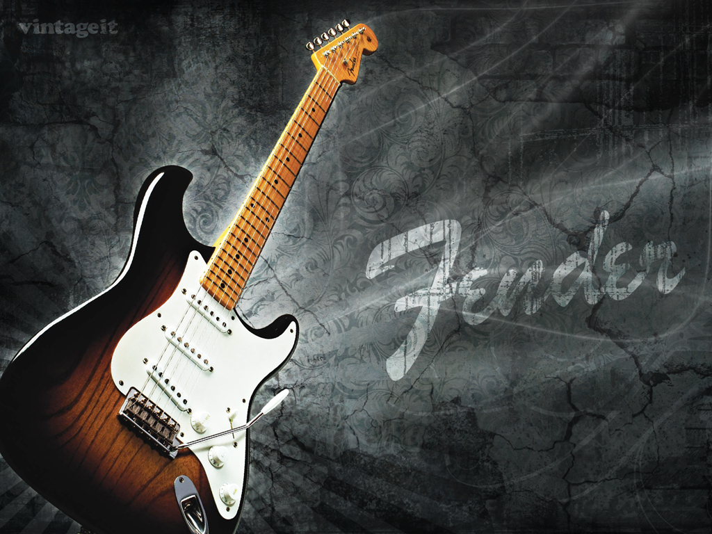 fender desktop wallpaper wallpapersafari