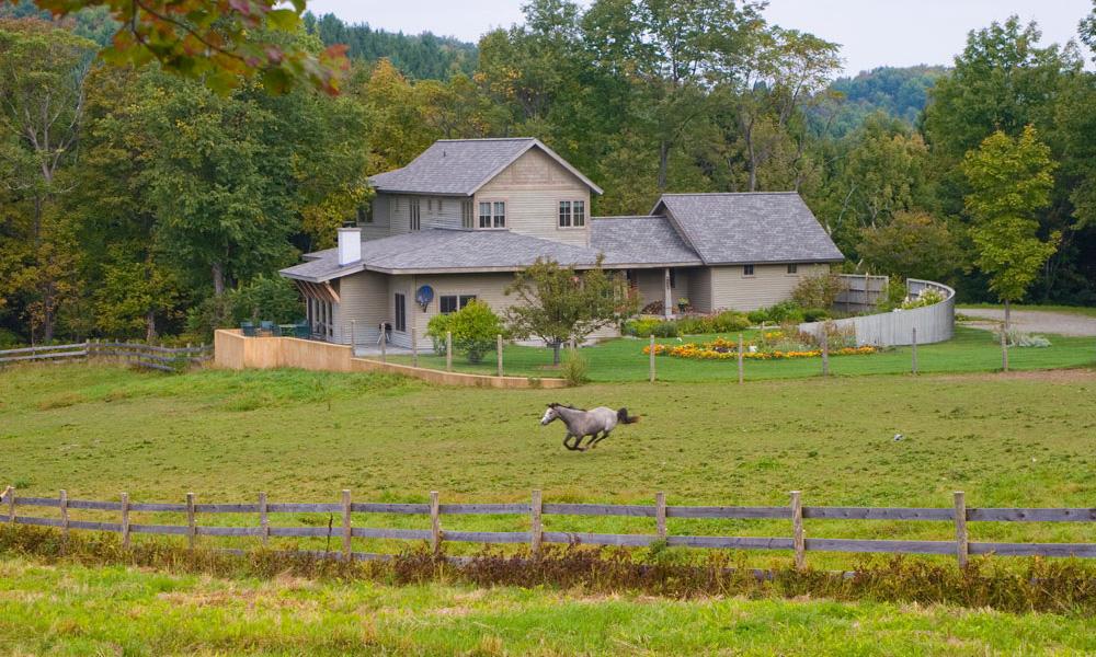 Vermont Residential Architects Waterbury Farmhouse 1000x600