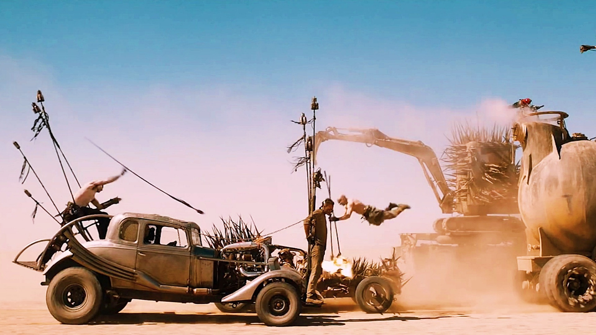 Mad Max Fury Road Influx Magazine 1920x1080