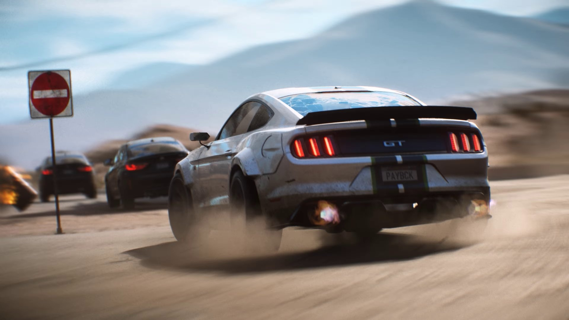 Need For Speed Payback Video Game Wallpaper HD 1920x1080