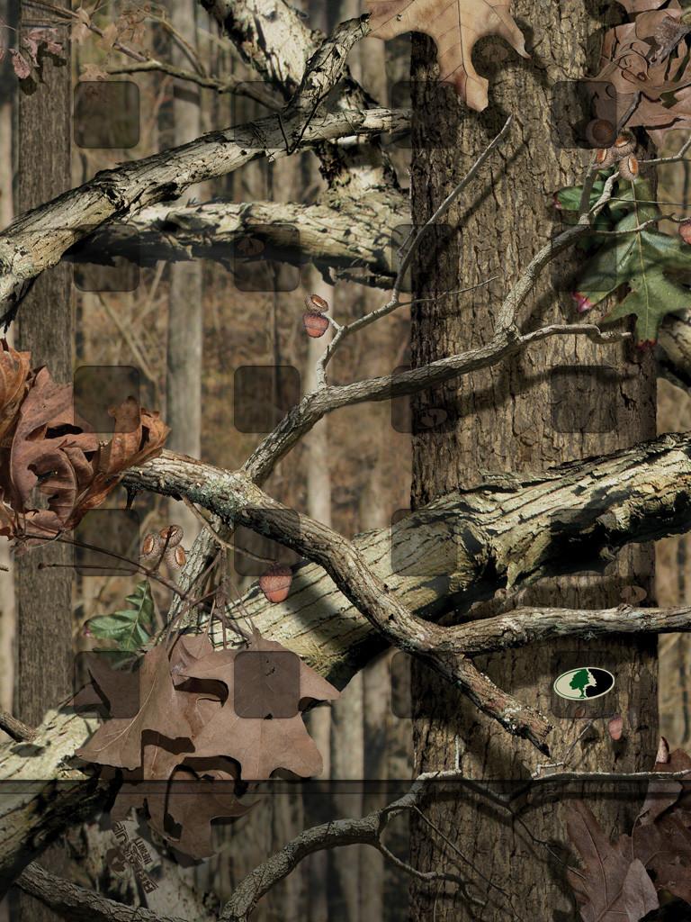 Screenshots of Mossy Oak Camo Wallpapers HD 768x1024
