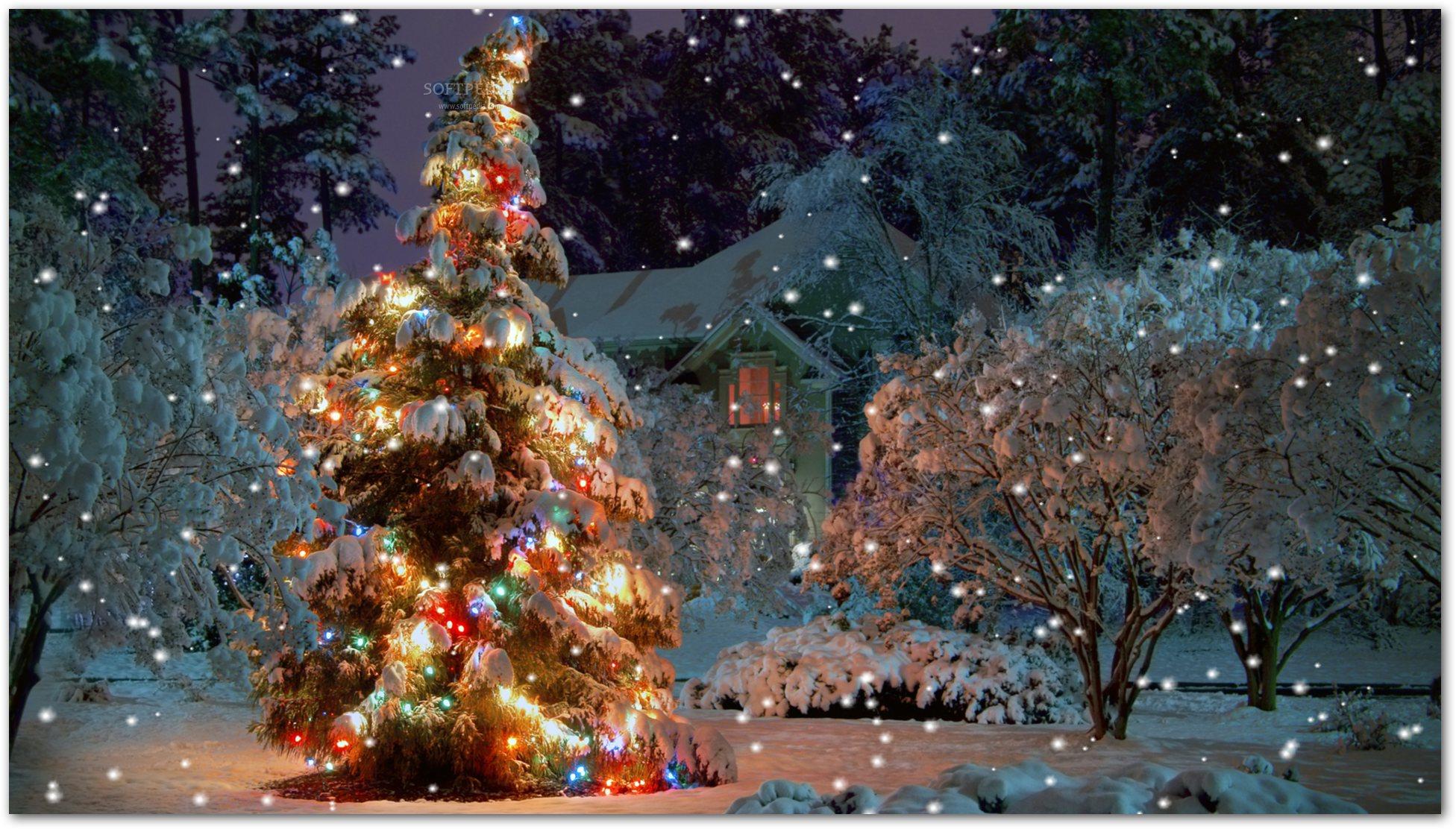 Christmas Serenity Screensaver Download 1952x1112
