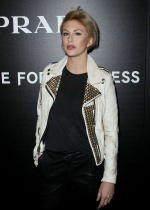Sarah Barthel   A Cure for Wellness Screening in New York 300x420
