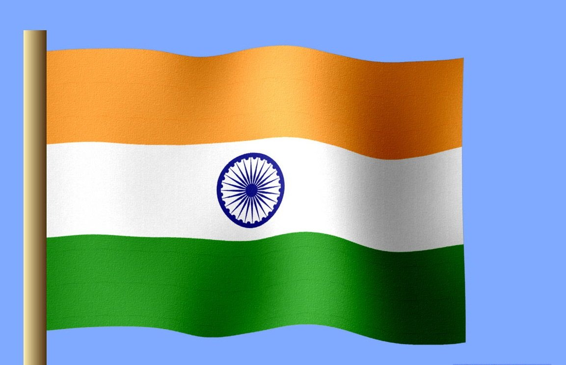 Indian National Flag Wallpaper 3d Wallpapersafari