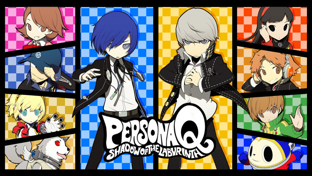 Free download Persona Q Wallpaper by Shadow Heartless