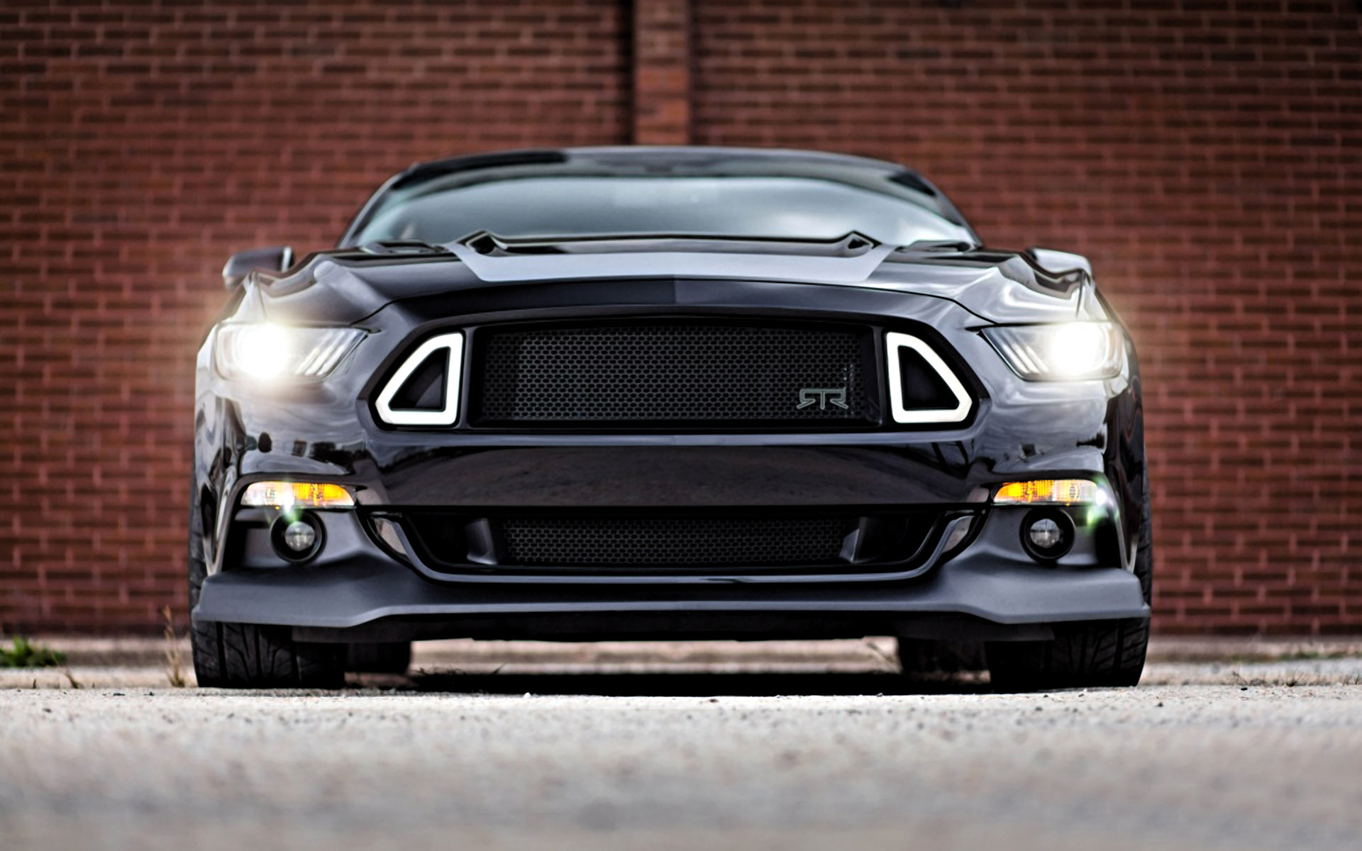 2015 Ford Mustang RTR Wallpaper   iBackgroundWallpaper 1920x1200