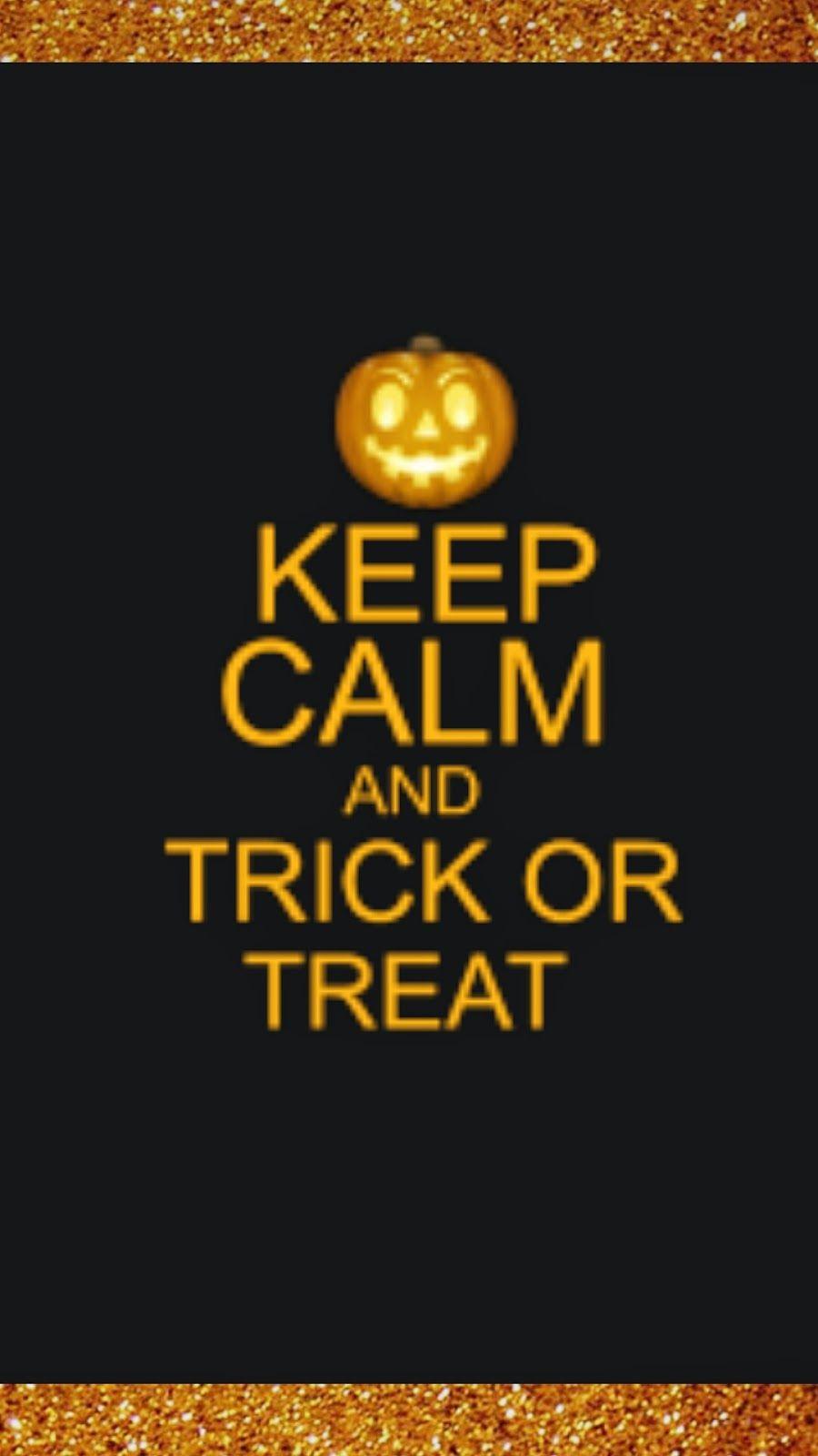 NikkiBsDesignz Misc Halloween Walls Even my phone wants to 900x1600
