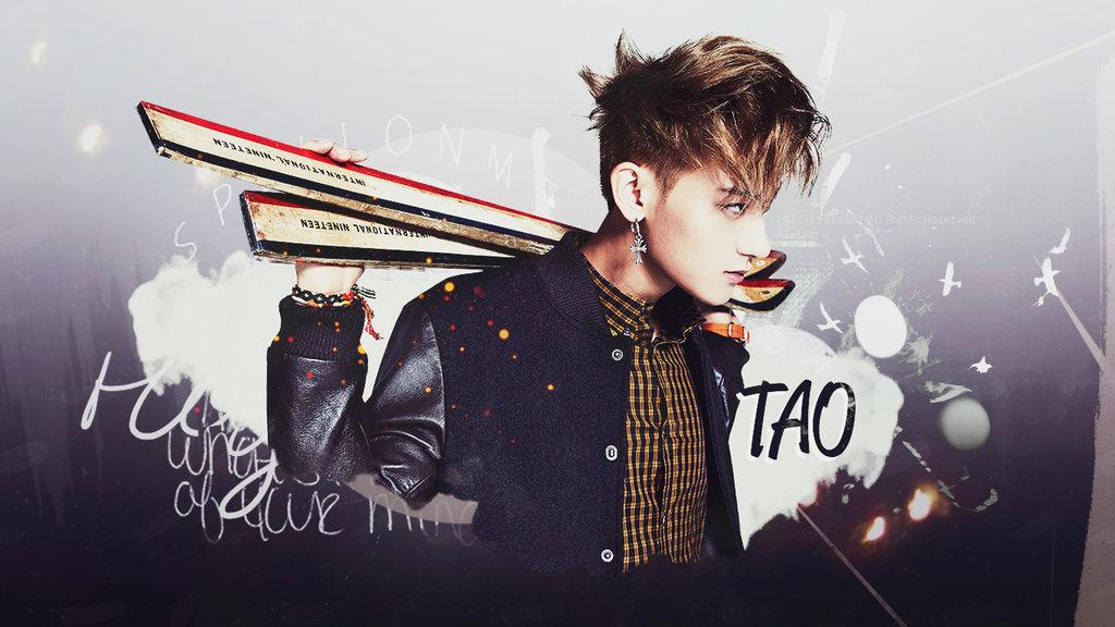 Wallpaper 44 Tao [EXO M] by FeerGmz 1024x576