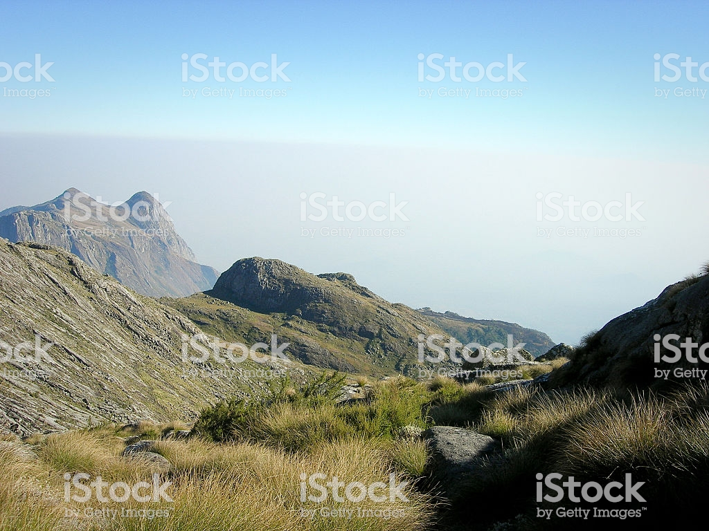 Hiking On Mount Mulanje In Malawi Africa Stock Photo More 1024x768