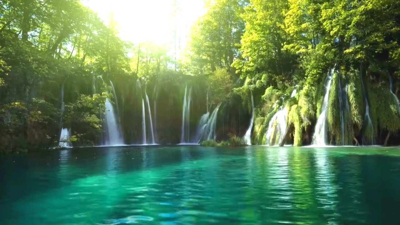 Relaxing Music for Meditation Soothing Background Music for 1280x720