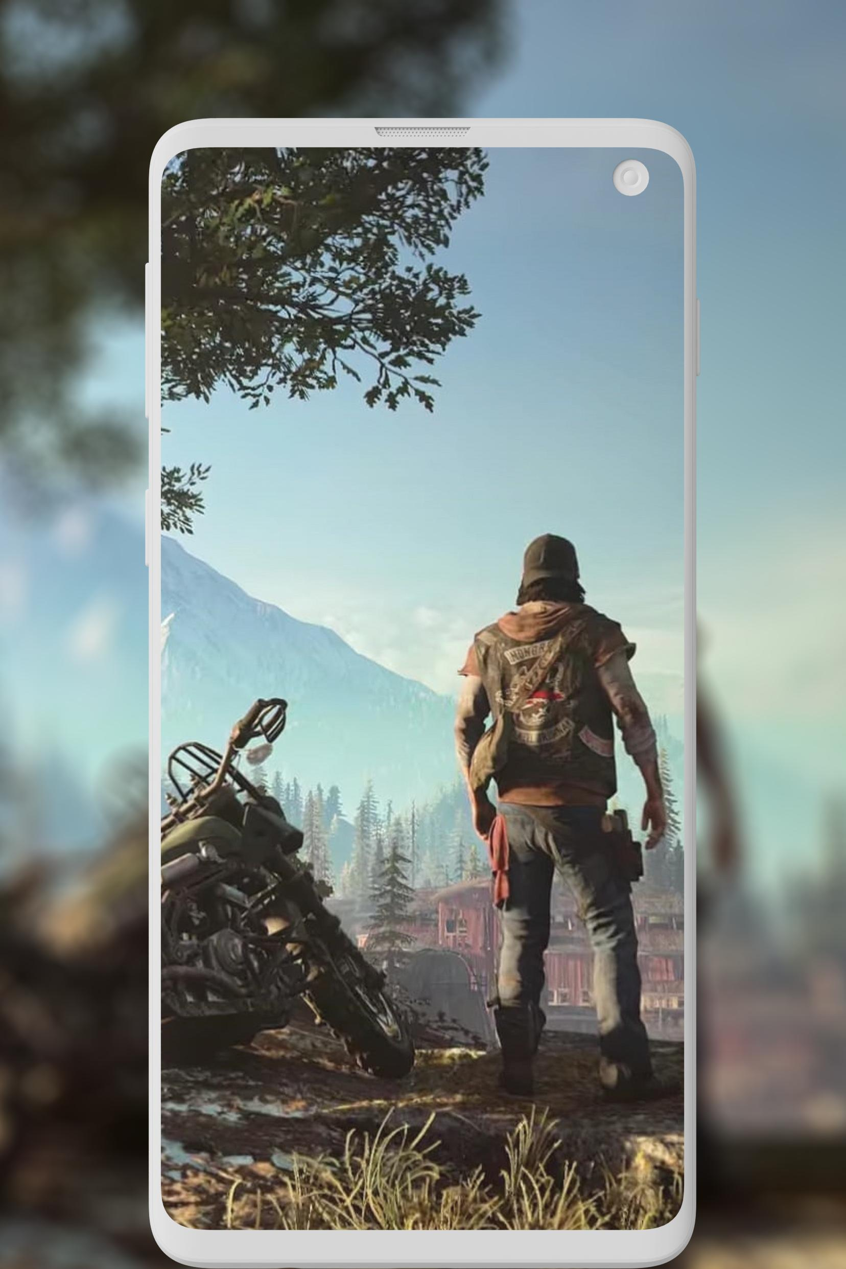 Days Gone 4K Wallpaper for Android   APK Download 1656x2483