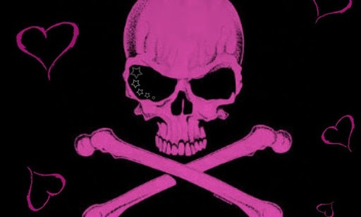 Download Girly Skull Wallpapers FREE for Android   Appszoom 512x307